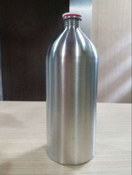 Threaded Aluminium Bottle