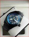New Black Corum Wrist Watch