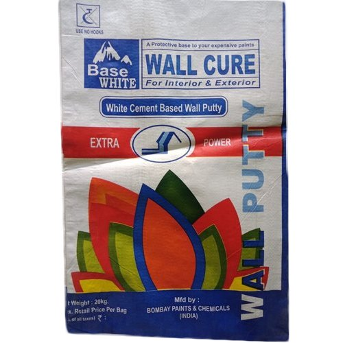 Wall Cure Extra Power Wall Putty Packing Size 20 Kg Rs 350 Bag Id 20589257530