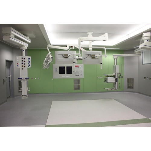 operation theatre equipment and medical gas management