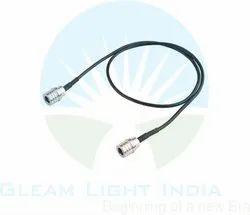 RF Cable Assemblies QMA Male to QMA Male in RG 174