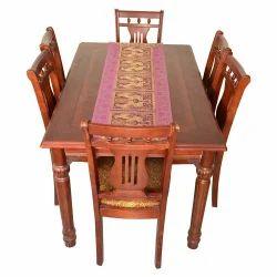 Brocade Silk Dining Table Runner 103