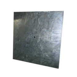 Earthing Plate Hot Deep Galvanized Mild Steel