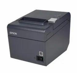 Black And White Epson Thermal Printer, Model Number: TM-T88V-DT