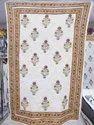 Meera's Handmade Block Printed Cotton Jaipuri Quilt