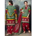 Printed Party wear Salwar Suit Dress Material