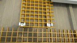 FRP Floor Walkway Grating
