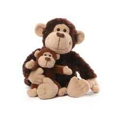 Monkey Stuffed Soft Toy