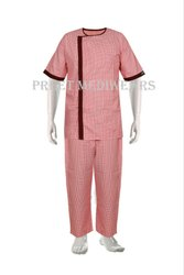 Patient Gown With Lower