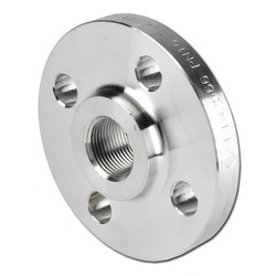 Stainless Steel Screwed-Threaded Flanges