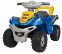 Kids 6V Battery Operated Toyhouse King Small ATV Bike