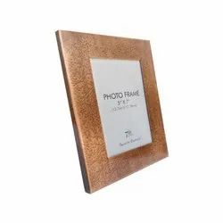 Antique Copper Plated Photo Frame