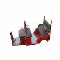 E Rickshaw Body Chassis