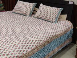 HAND-BLOCK BED-SHEETS