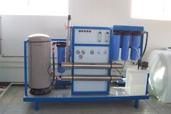 RCI SS + FRP Domestic Water Purification System, Automation Grade: Semi-Automatic, Purification Capacity: 500 Lph