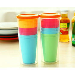 Traveling Glass Set with Cup
