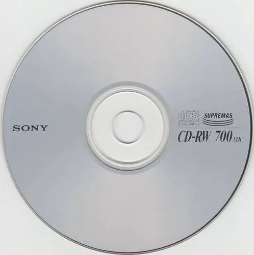 Sony CD RW, Memory Size: 650 Mb, Rs 48 /piece A-z Office Suppliers ...
