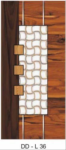 DD-L36  Glossy Finishing Lamination Doors