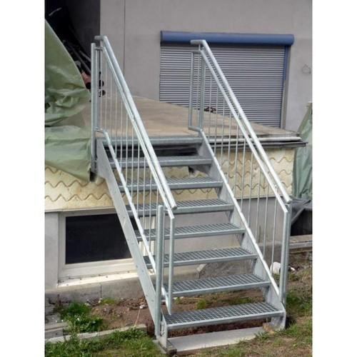 Slotted Angle Staircase