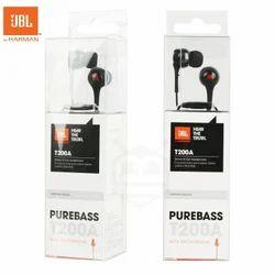 Jbl T200 A In The Ear Headphone