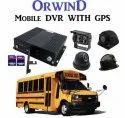 4 Wheeler Orwind School Bus Camera Vehicle System, Vehicle Model: Universal