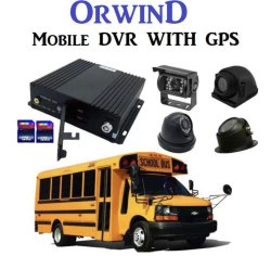 School Bus Camera Vehicle System