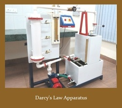 Darcys Law Apparatus
