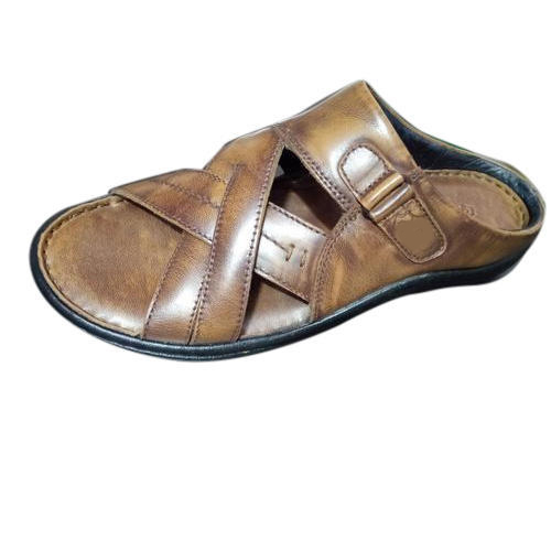 9cd0469480cb Stylish Leather Slipper at Rs 750  pair