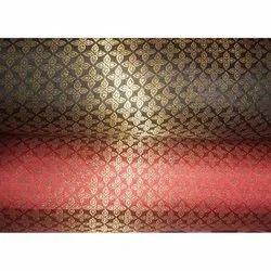 GABANI MEX Random Banarasi Kacchi Fabrics, For Garment, GSM: 100-150