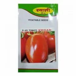 Hybrid Swati Kedar Tomato Seed, Packaging Size: 10 g