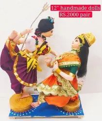 God Hand Made Golu Doll