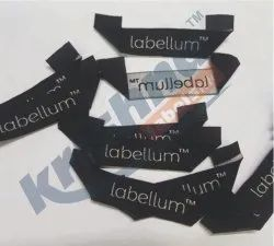Loop Fold Woven Labels