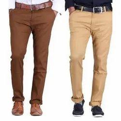 Men Chinos Cotton Pant
