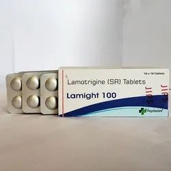 Lamotrigine 100 mg Tablets (Lamight 100)