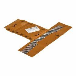 Brown, White Or Custom Printed packman Large Book Packaging Box