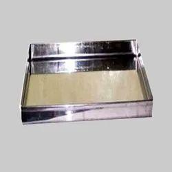 Silver SS Tray