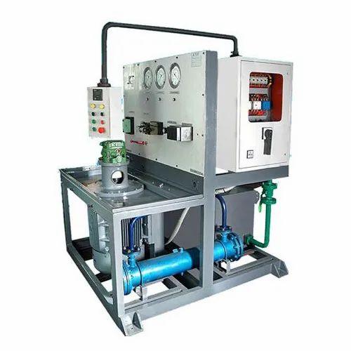 Hydraulic Test Bench At Rs 550000 Unit Ambattur