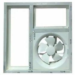 UPVC Washroom Top Hung Window