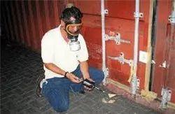 in Industrial Export Fumigation Service