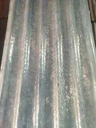 Transparent Fibre  Roofing Sheet