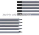Stainless Steel Earth Rod-Externally Threaded