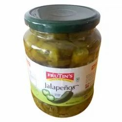 Jalapeno Peppers A Grade Frutine's Jalapenos, Packaging Size: 870 gm