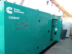Kirloskar Diesel Generator - Buy and Check Prices Online for