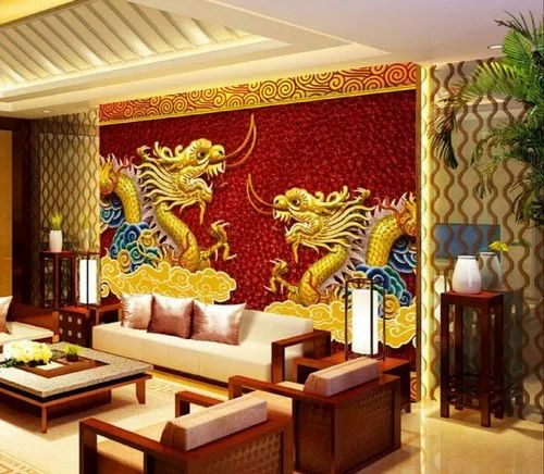 Wallpaper Services Saharanpur, Paint Brands Available: Asian Paints, Type Of Property Covered: Residential
