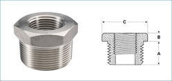 Hex Head Bushing