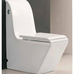 ANS-WHT-0201 850 X 380 X 720mm Wall Hung Toilets