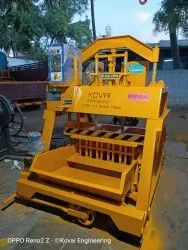Hollow Block Manufacturing Machine