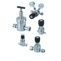 SMC Regulators For Ultra High Purity (UHP) AP/SL/AP/AZ