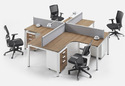 Workstations With Side Panels