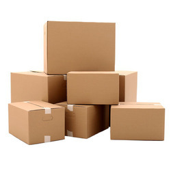 Double Wall - 5 Ply Brown Medicine Packaging Box, Box Capacity: 6-10 Kg